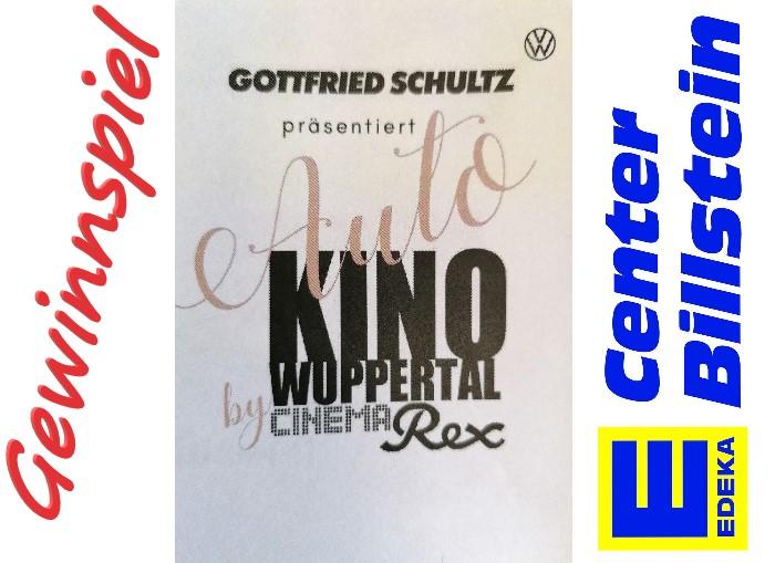 Autokino Wuppertal Gewinnspiel!